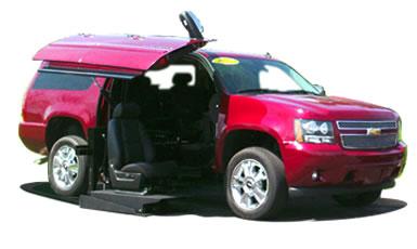 2008-Present Chevrolet Suburban or Yukon 1500, Driver Side Conversion