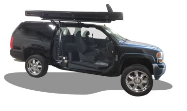2008-Present Chevrolet Suburban or Yukon 2500, Driver or Passenger Side Conversion