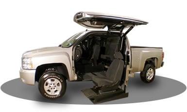 2008-Present Chevrolet Silverado or GMC Sierra 1500, Driver Side Conversion