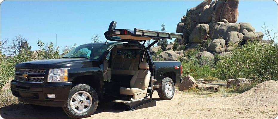 Silverado 1500 Z71 Crew Cab Conversion