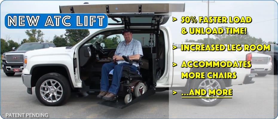 New ATC Lift