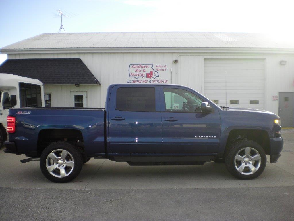 2016 chevy silverado 1500 z71 4wd lt crew cab. Black Bedroom Furniture Sets. Home Design Ideas