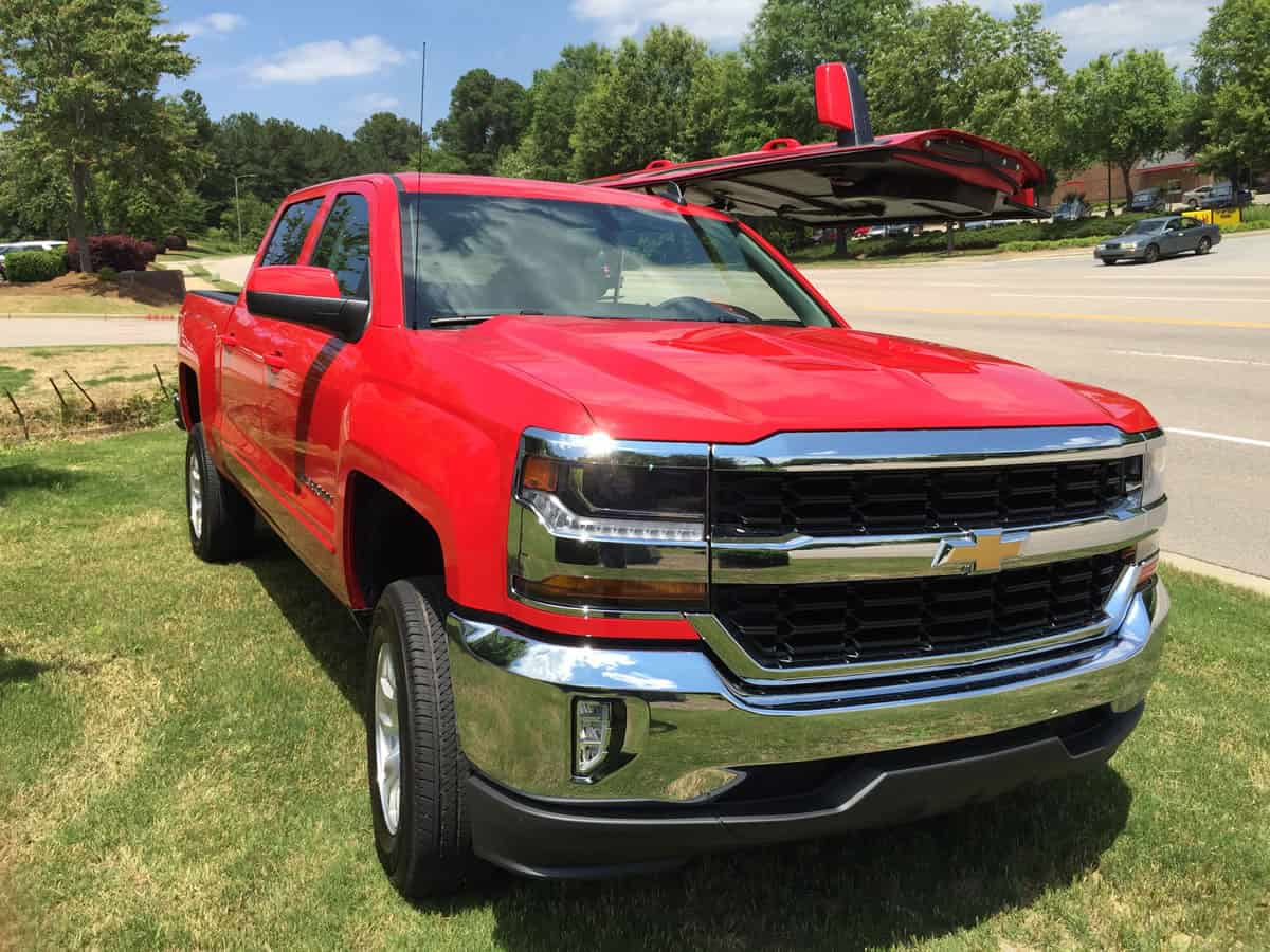 2016 chevy silverado 1500 lt. Black Bedroom Furniture Sets. Home Design Ideas