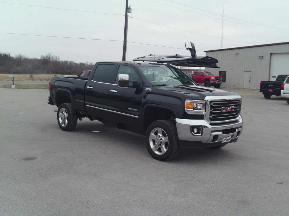 2016 GMC Sierra 2500 HD 4×4