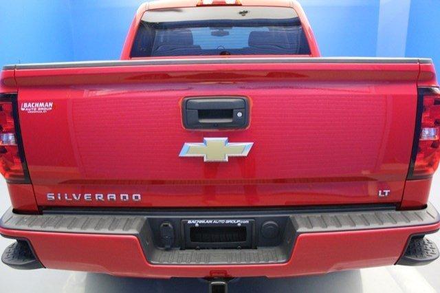 2016 chevrolet silverado 1500 crew cab short box 4 wheel drive lt z71. Black Bedroom Furniture Sets. Home Design Ideas