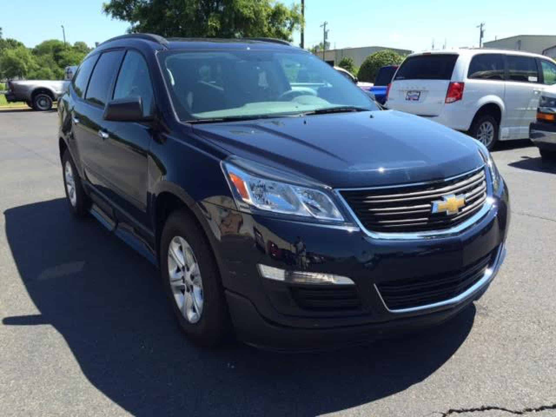 Used Chevy Traverse >> 2016 Chevrolet Traverse