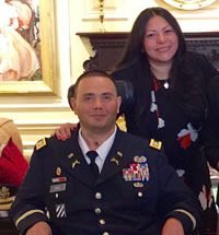 U.S. Army Captain Luis Avila