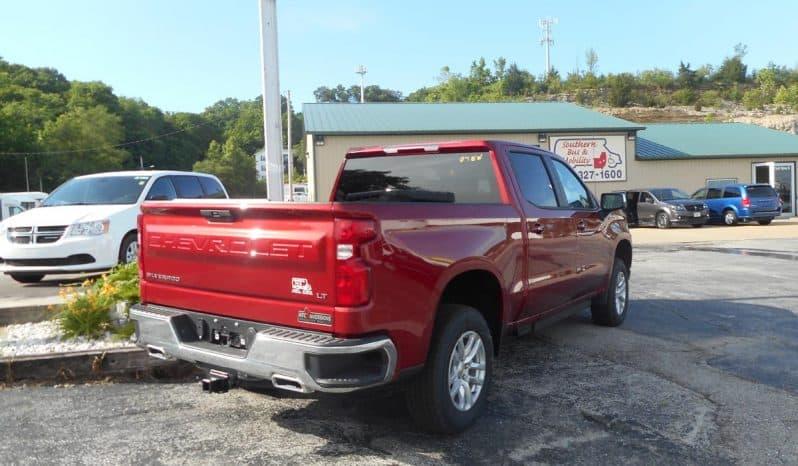 2019 Chevy Silverado 1500 Z71 4×4 full
