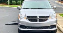2014 Braun Dodge Caravan SXT