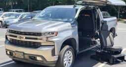 2019 Chevrolet Silverado 1500 4×4 RST