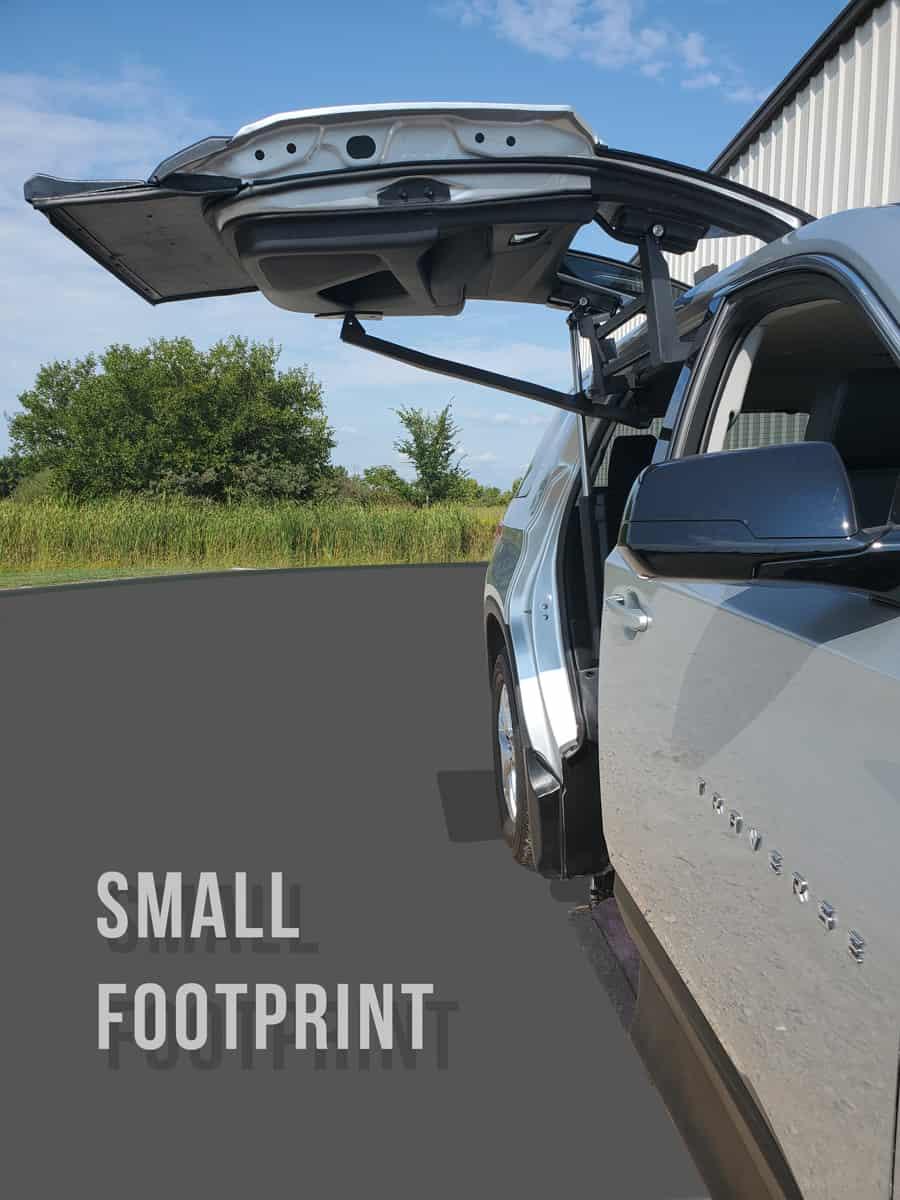 ATC Traverse - Small Footprint