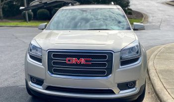 2016 GMC Acadia SLT full