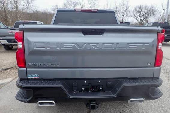 2020 Silverado 4×4 Trail Boss full