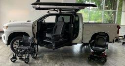 2020 Silverado 1500 Custom