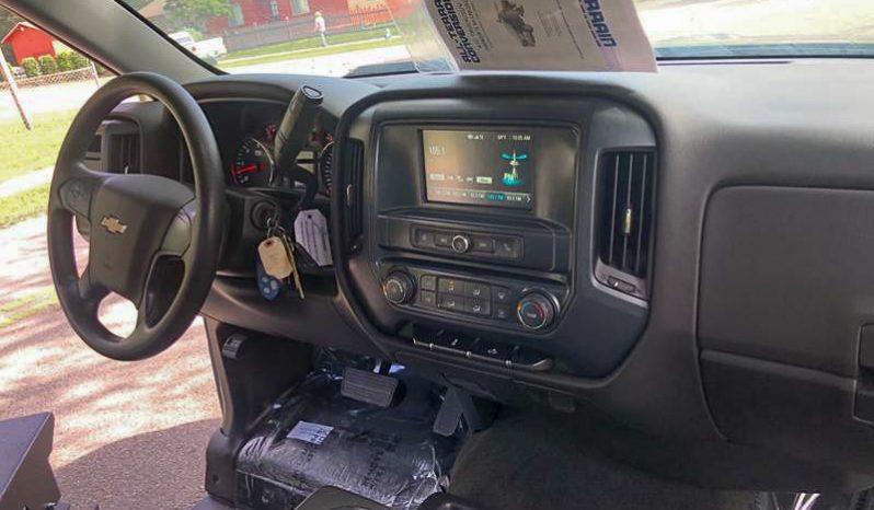 2018 Silverado 1500 Custom full