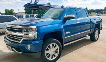 2018 Chevrolet Silverado 1500 High Country full