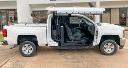 2018 Silverado 1500 Texas Edition