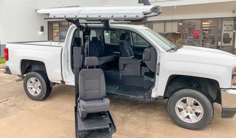 2018 Silverado 1500 Texas Edition full