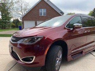 2018 ROLLX Chrysler Pacifica full