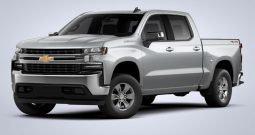 2020 Chevrolet Silverado 1500 LT 4WD