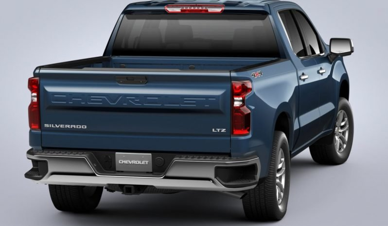 2020 Chevrolet Silverado 1500 LTZ 4WD full