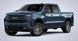 2020 Chevrolet Silverado 1500 4WD RST