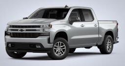 2020 Chevrolet Silverado 1500 2WD RST