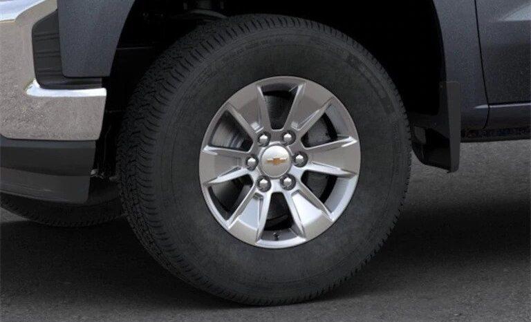 2020 Chevrolet Silverado 1500 LT full