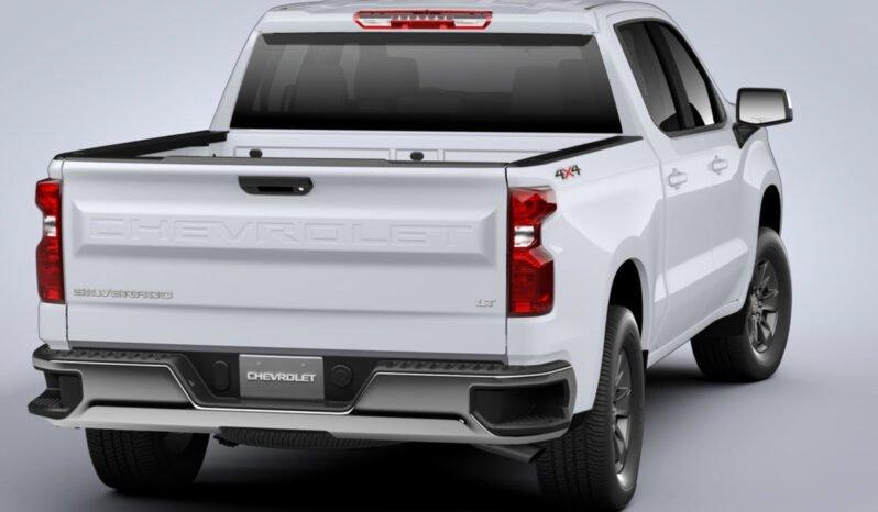 2020 Chevrolet Silverado 1500 LT 4×4 – Diesel full