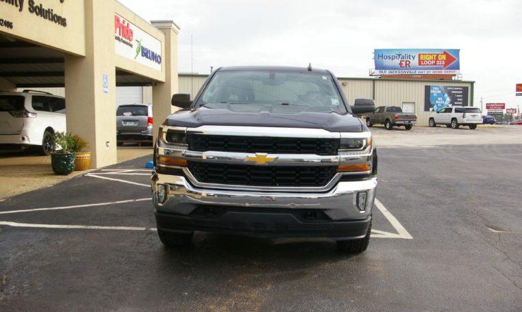2017 Chevrolet Silverado 1500 LT full