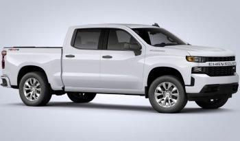 2021 Chevrolet Silverado 1500 4WD  Custom Loaded full