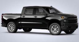 2021 Chevrolet Silverado 1500 4WD Crew Cab 147″ Custom