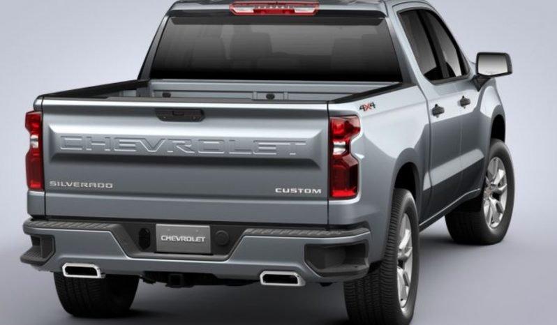 2021 Chevrolet Silverado 1500 4WD Crew Cab 147″ Custom full