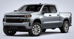 2021 Chevrolet Silverado 1500 2WD Crew Cab 147″ Custom