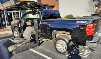 2016 Chevrolet Silverado 1500 – 4WD Double Cab – LT w/2LT full