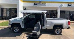 2017 Chevrolet Silverado 1500 2WD  LS