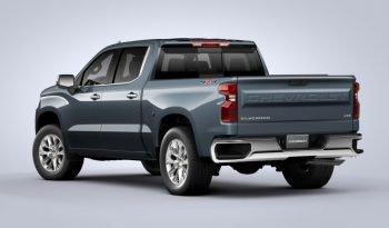 2021 Chevrolet Silverado 1500 4WD Crew Cab LTZ full