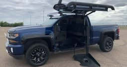 2017 Chevrolet Silverado 1500 4WD Double Cab LT w/2LT
