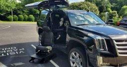2018 Cadillac Escalade 4WD 4dr Luxury