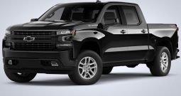 2021 Chevrolet Silverado 1500 2WD RST
