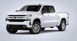 2021 Chevrolet Silverado 1500 4WD RST-Loaded