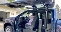 2019 Chevrolet Silverado 1500 4WD LT
