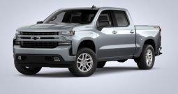 2021 Chevrolet Silverado 1500 4WD RST