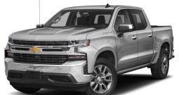 2019 Chevrolet Silverado 1500 4WD RST