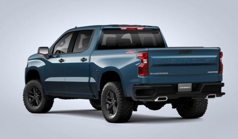 2021 Chevrolet Silverado 1500 4WD Custom Trail Boss full
